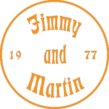 Logo Jimmy and Martin