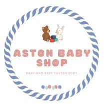 Logo Aston Baby Shop