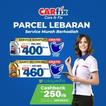 CARfix Indonesia Logo