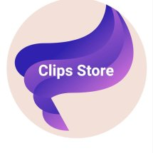 Logo Clips store
