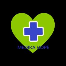 Logo Medika hope