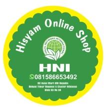 Logo Hisyam Online Shop
