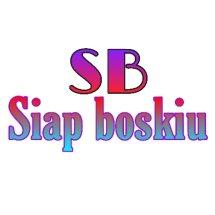 Logo Siap boskiu