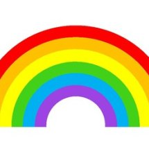 Rainbow Cleaning Logo