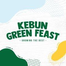 Kebun Green Feast Logo