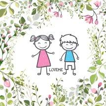 Logo loveme_babyandkidsshop