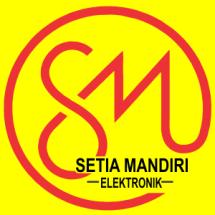 Setia Mandiri Elektronik Logo