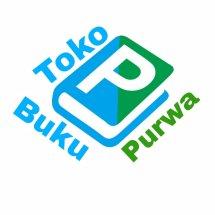 Logo Toko Buku Purwa