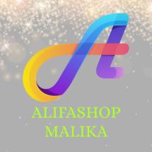Logo alifashop malika