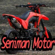 Logo Seniman Motor