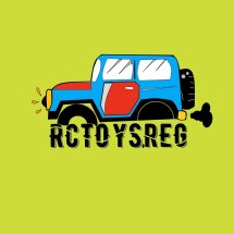 Logo Rc Toys Reg