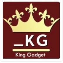 Logo king gadget