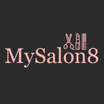 Mysalon8 Logo