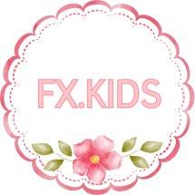 FX_KIDS Logo