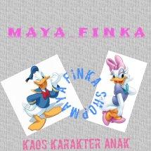 Logo MAYA FINKA