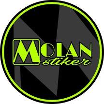 MOLAN Stiker Logo