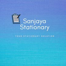 Sanjaya Stationary Logo