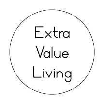 Extra Value Living Logo