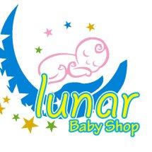 Logo Lunar Baby Shop