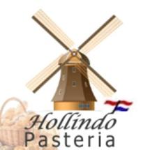 Logo Hollindo Pasteria