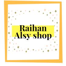 Logo RAIHAN ALSY SHOP