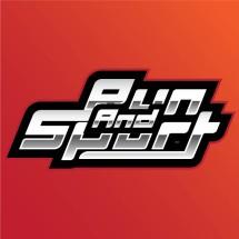 Logo Run And Sport