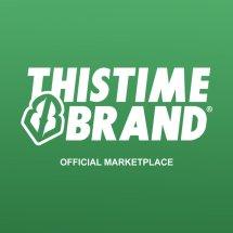Logo THISTIME BRND