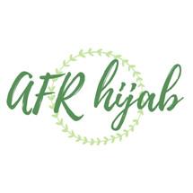 Logo AFR Hijab Collection