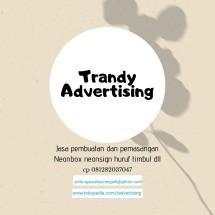 Logo Trendi Advertising