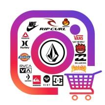 Original brand surf(rifa Logo