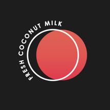 Fresh Coconut Milk Logo