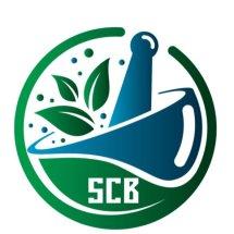 Logo Toko Obat SCB