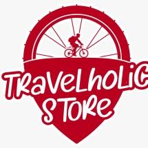 Travelholic Store Logo