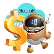 Logo MadamM