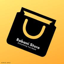 Logo Rabani Store