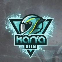 karya helm Logo
