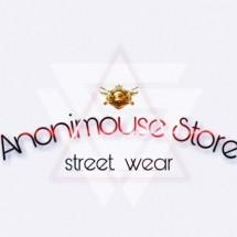 Logo ANONIMOUS STORE
