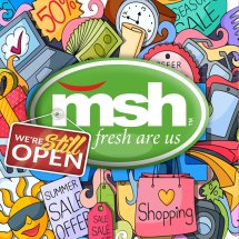 Logo MSH Rempah