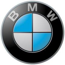 Logo toko onderdil bmw