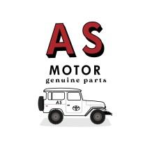 Logo AS Toyota Parts