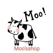 Logo Moo'sShop