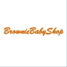 Logo brownie baby shop