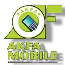 AKFA MOBILE Logo