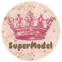 Super Model Logo