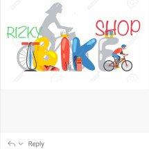 Logo RIZKY BIKE SHOP