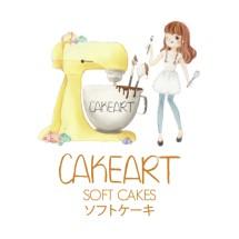 Logo Cake + Art