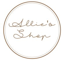 Logo Allie's Shop