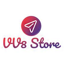 Logo VV8 Store