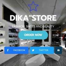 Dika''Store Logo