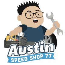 Logo AustinSpeedShop77